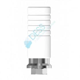 CoCr Calcinabile No Round compatibile Straumann® Tissue Level & Synocta®