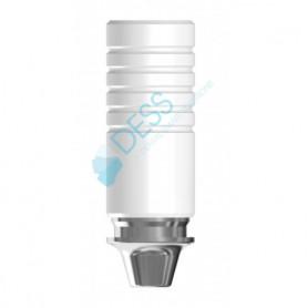 Calcinabile CoCr Round compatibile Straumann® Bone Level®