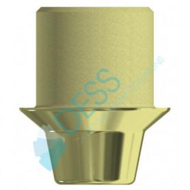 DESS AURUMBase® Round compatibile Astra Tech Osseospeed™