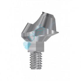 Multi-Unit® Abutment Angolato 17° compatibile Zimmer Screw-Vent®