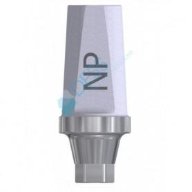 Abutment Diritto Piattaforma NP 3.5 compatibile Nobel Active® e Nobel Replace®