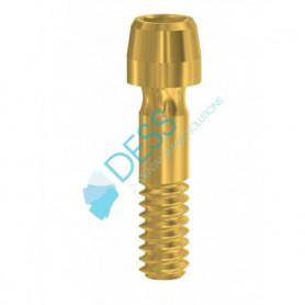 Vite Hex in Nitruro di Titanio 1,20 mm compatibile 3I Certain®