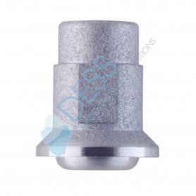 Ti Base compatibile Straumann® Tissue Level & Synocta® - Altezza Gengivale 0.4 mm