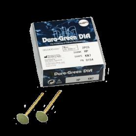 Frese DURA GREEN DIA per ceramica e zirconio - conf. 2 pz - Shofu