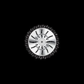 Disco FLEX 300 diamantato per il taglio del gesso - Edenta