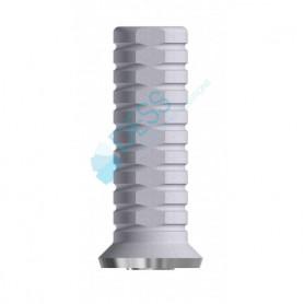 Provvisorio Abutment round compatibile Straumann® Tissue Level & Synocta®