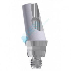 Abutment Angolato 25° compatibile Straumann® Tissue Level & Synocta®