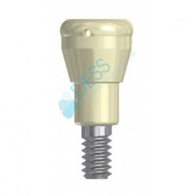 DESSLoc® Altezza 1.0 mm Piattaforma  RP 4.1 compatibile Straumann® Bone Level®
