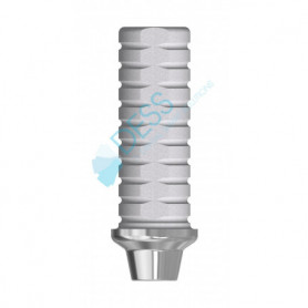 Abutment Provvisorio Round compatibile Astra Tech Osseospeed™