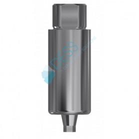 Pre-milled in Titanio Diametro 10 mm compatibile Astra Tech Osseospeed™