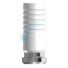 Calcinabili Base CoCr Round compatibile 3I® Osseotite®