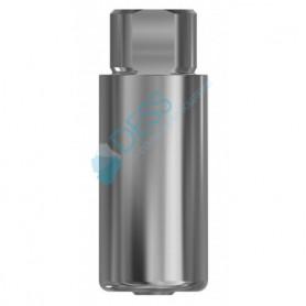 Pre-milled in titanio Diametro 10 mm compatibile 3I® Osseotite®