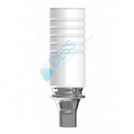Calcinabile CoCr No round compatibile Straumann® Bone Level®