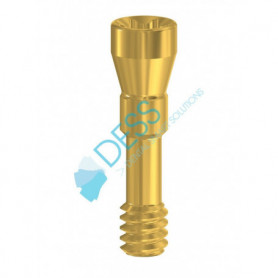 Vite Torx® in Nitruro di Titanio per abutment SRA compatibile Straumann® Bone Level®