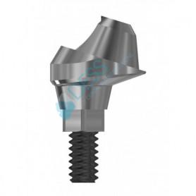 Multi-unit® Abutment Angolato 17° compatibile NobelActive® & Replace CC®