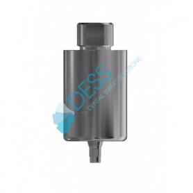 Pre-milled in CoCr Diametro 14 mm compatibile Straumann® Bone Level®
