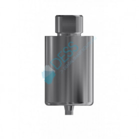 Pre-milled in Titanio Diametro 14 mm compatibile Astra Tech Osseospeed™