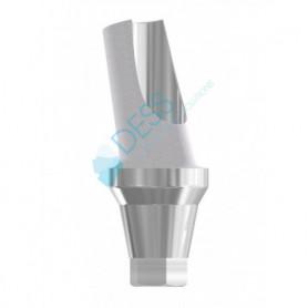 Abutment Angolato 15° compatibile Astra Tech Osseospeed™