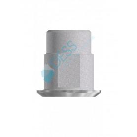 Ti Base Round per Uniabutment compatibile Astra Tech Implant System™ EV
