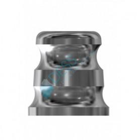 Transfer Altezza 5.00 mm per Multi-Unit® (Tecnica Cucchiaio Chiuso)