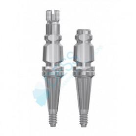 Transfer Altezza 2.5 mm compatibile Dentsply Ankylos®