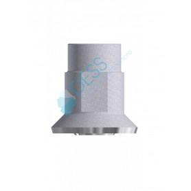 Ti Base compatibile Straumann® Tissue Level & Synocta® - Altezza Gengivale 0.5 mm