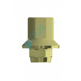 AURUMBase® No Round compatibile Straumann® Tissue Level & Synocta®