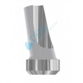 Abutment angolato 15° compatibile 3I® Osseotite®