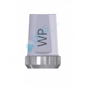 Abutment diritto per piattaforma WP 5.0 compatibile 3I® Osseotite®