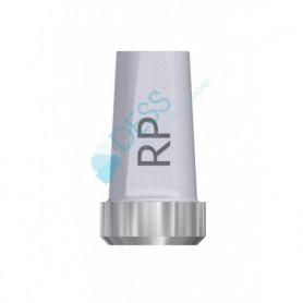 Abutment diritto per piattaforma RP 4.1 compatibile 3I® Osseotite®