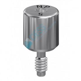 Vite di Guarigione Altezza 5.0 mm compatibile con Nobel Brånemark®
