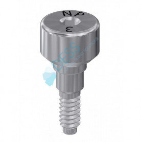 Vite di Guarigione Altezza 3.0 mm compatibile Friadent® Xive®