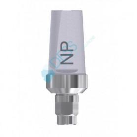 Abutment Diritto per piattaforma NP 3.4 compatibile Friadent® Xive®