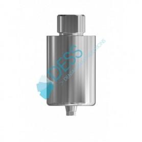 Pre-milled Blank in CoCr Diametro 14 mm  compatibile con Osstem® TS