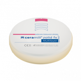 Ceramill Zolid FX Multilayer 98 - AmannGirrbach