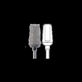 Fresa Diacrylic Grinder diamantata  090 HP per resina  - Edenta