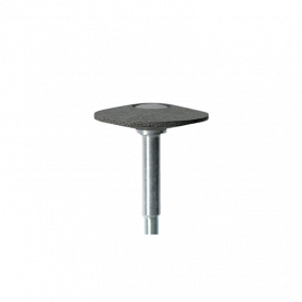 Fresa SUPERMAX diamantata per ceramica e metalli - Edenta
